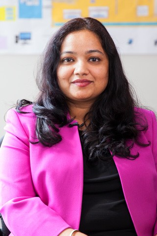 Sindhu Menon, Assistant Director Of Houston IT Services - City of Houston Careers