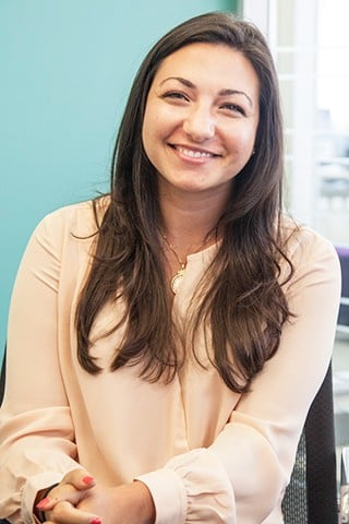 Christina Mercadante, Account Director, Client Services  - iProspect Careers