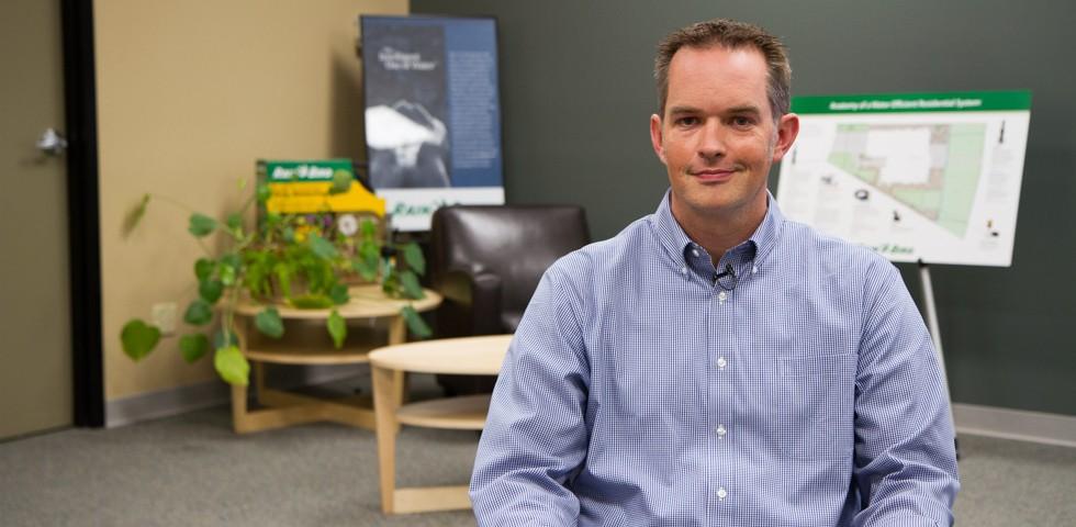 Michael Melton, Engineering Manager, Golf SBU - Rain Bird Careers