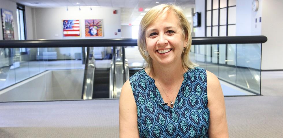 Gail G. , Senior Manager, IT  - Dex Media Careers