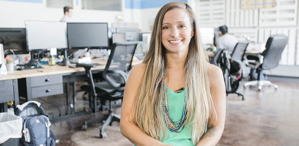 Kristen Windes, Senior Accountant  - ScaleFactor Careers
