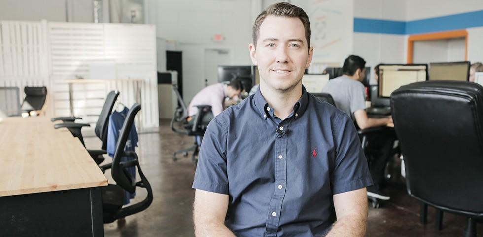 Adam Sharrow, Senior Management Consultant  - ScaleFactor Careers