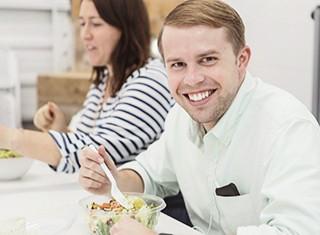 Careers - Office Perks Always Interacting