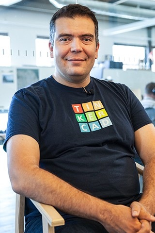 Guillermo Melantoni, Product Line Manager - Autodesk Careers