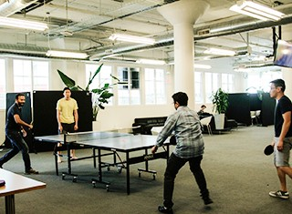 Careers - Office Perks San Francisco Hot Spot