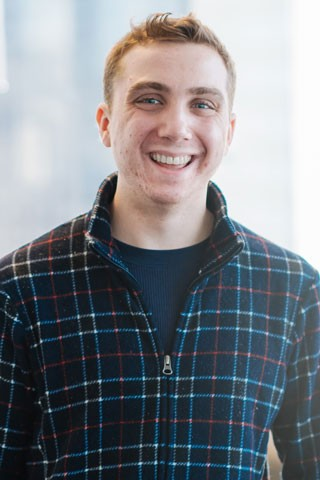 Joe Hermann, Software Engineer - Yello Careers