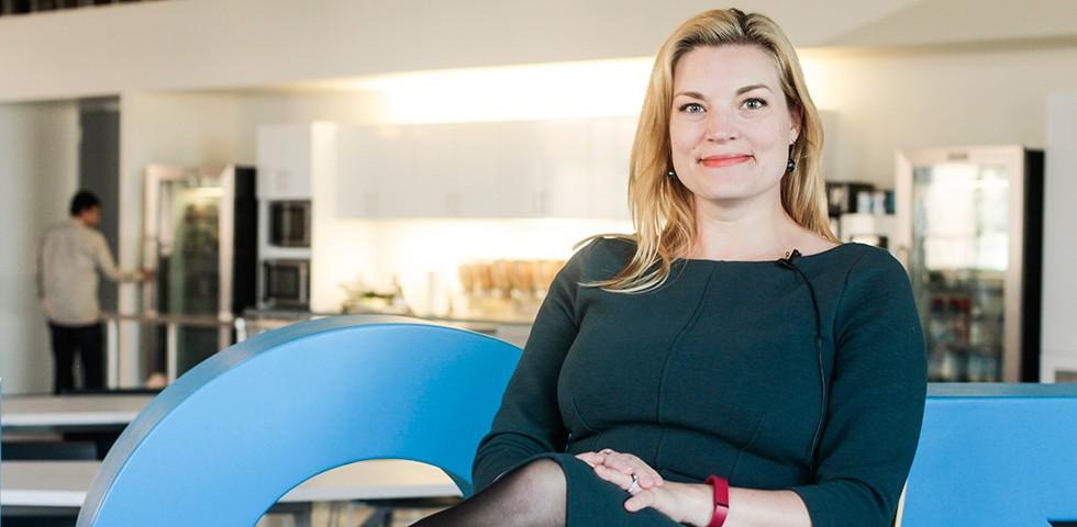 Sarah Bird, CEO - Moz Careers