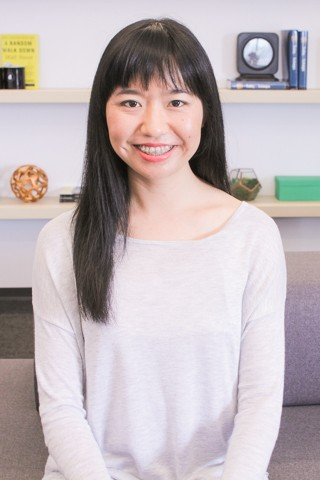 Irene Yiu, Senior Software Engineer - Wealthfront Careers
