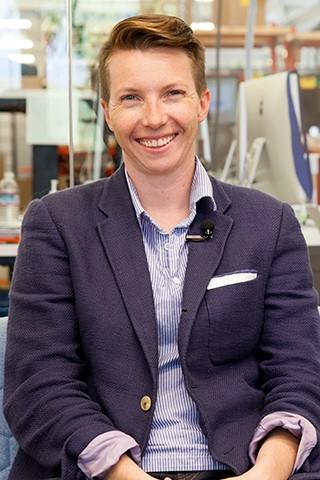 Caitlin Kalinowski, Head of Product Design Engineering,Oculus - Facebook Careers