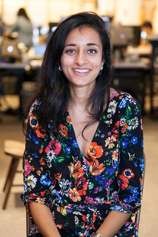 Ellora Israni, Software Engineer, Facebook iOS - Facebook Careers