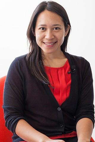 Maria Pacana, Engineering - Credit Karma Careers