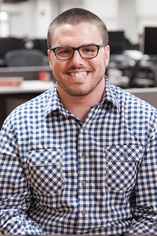 Joe Spens, Front-end Engineer - Work Market Careers