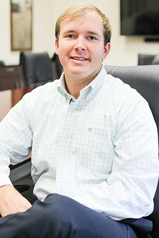 Harrison Sharpe, Sales Operations Manager - Mohawk Industries Careers