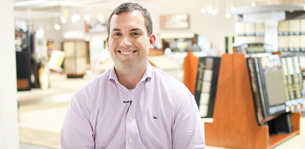 Chase Geyer , Customer Support Program Manager - Mohawk Industries Careers