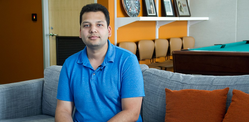 Hardik Shah , Lead Software Engineer - Conversant Careers