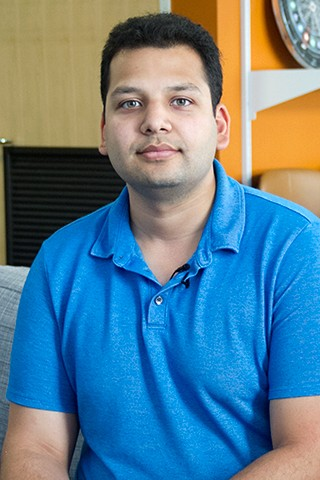 Hardik Shah , Lead Software Engineer - Conversant Careers