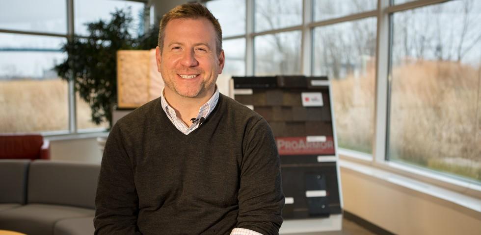 Tim Keefer, Digital Solutions Partner - Owens Corning Careers