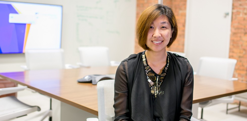 Kathryn Choi, Growth Strategy Analyst - Outcome Health (formerly ContextMedia) Careers