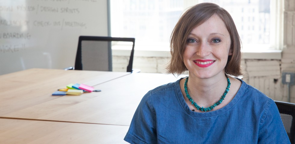 Allegra Denton, Lead Product Designer  - First Look Media Careers