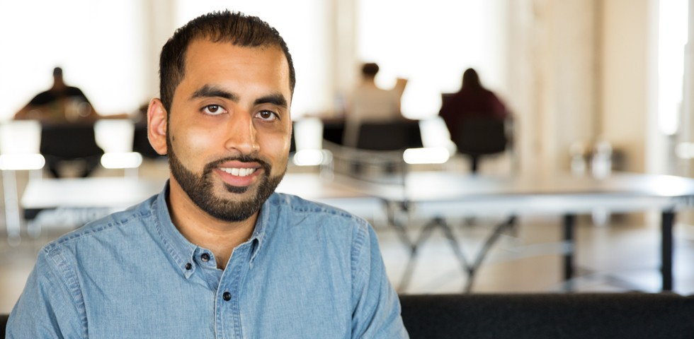 Murtaza Hussain, Reporter - First Look Media Careers