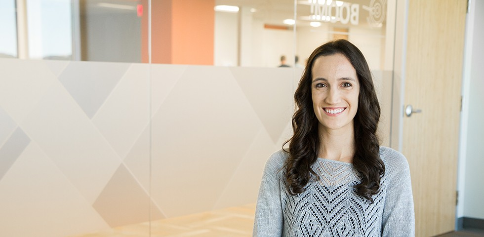 Ashley Saul, Senior Account Manager  - Spiceworks Careers
