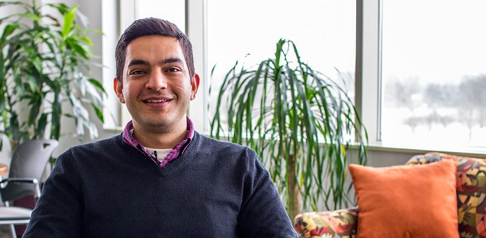 Sushant Arora, Business Analyst - Altarum Careers