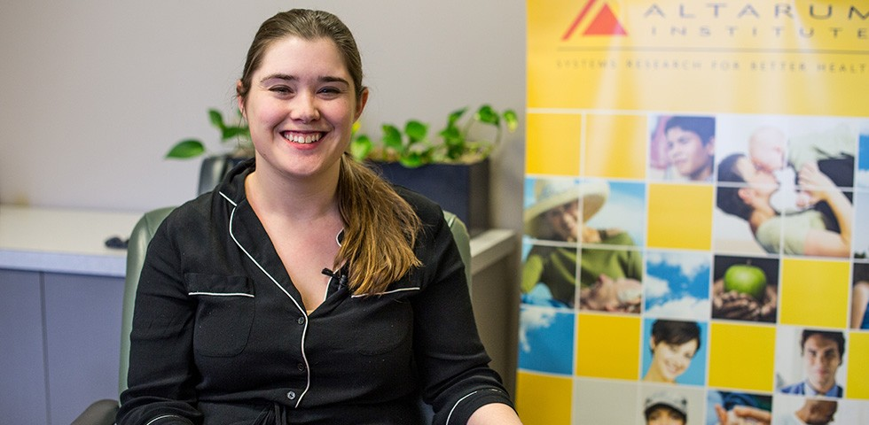 Elizabeth Blair, Research & Management Associate - Altarum Careers