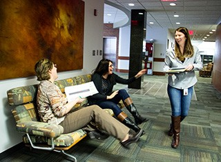 Careers - Office Life Upping The Fun Factor