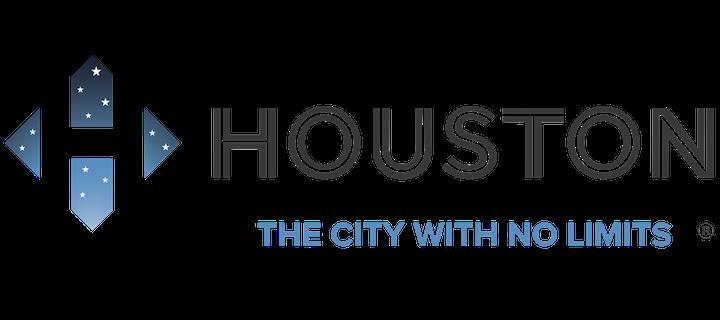 Houston-The City With No Limits logo