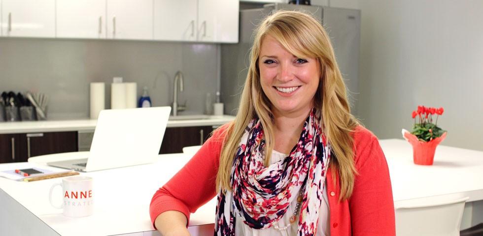 Melanie Buck, Senior Digital Strategist - Anne Lewis Strategies Careers