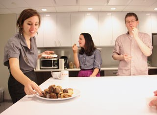 Careers - Office Perks