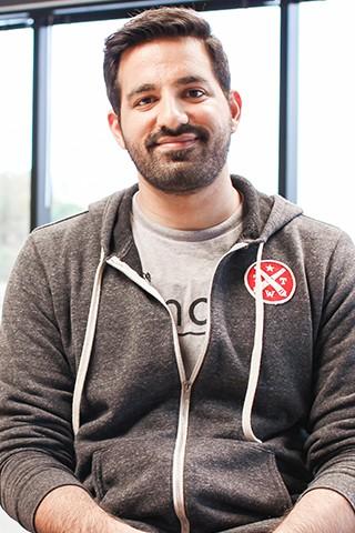 Faheem Khemani, Product Manager - Clarabridge Careers