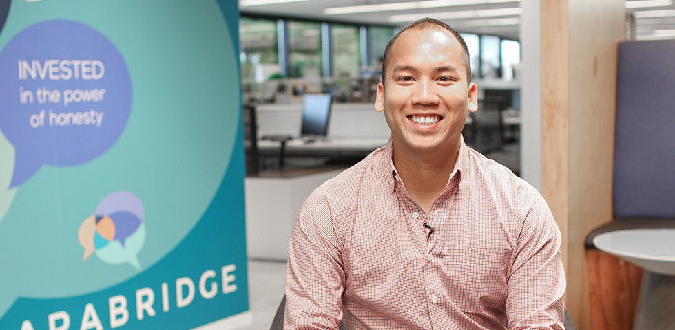Eric Din, Director, Global Solutions Engineering - Clarabridge Careers
