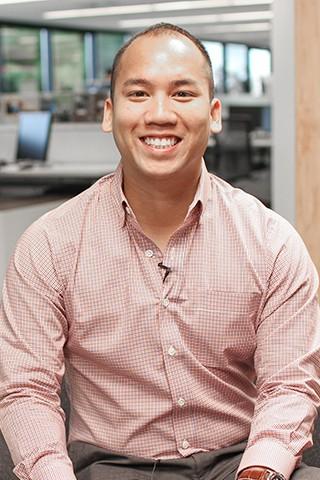 Eric Din, Director, Global Solutions Engineering - Clarabridge Careers
