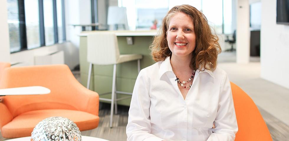 Lisa Sigler, Content Marketing Manager - Clarabridge Careers