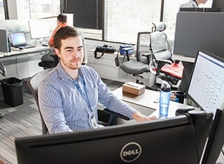 Careers - What Eric Does Associate Software Engineer