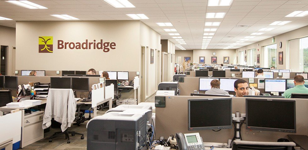 broadridge offices photos videos the muse