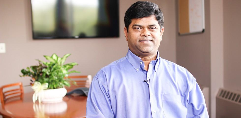 Phani Sikharam, Director Of Applications Development - Broadridge Careers