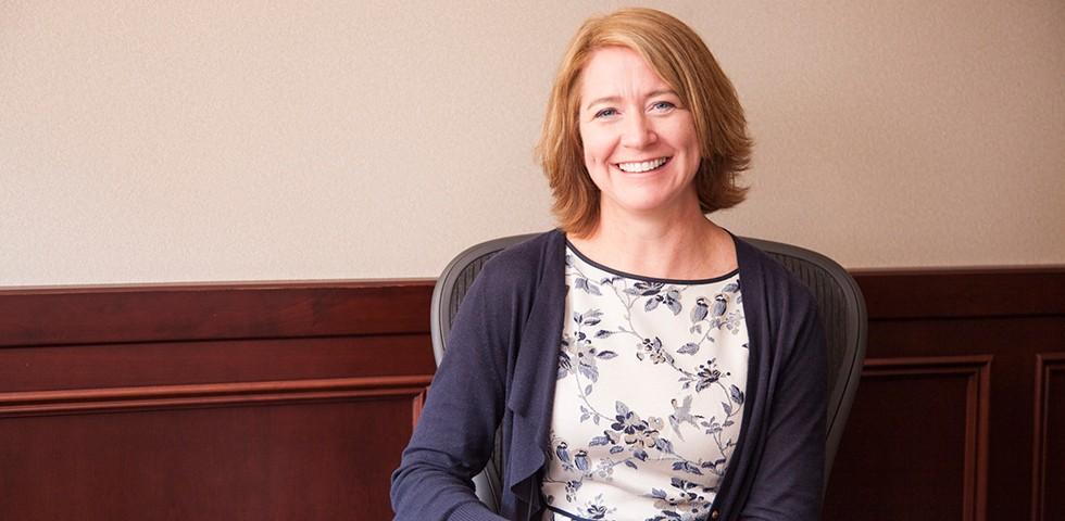 Lisa Parkin, Vice President, Business Marketing - Broadridge Careers