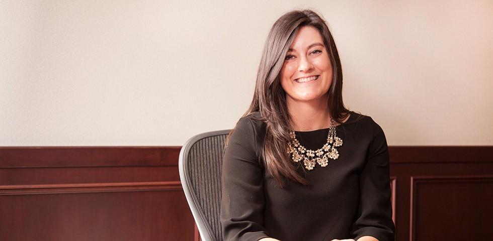 Alyssa Struzenberg, Senior Sales Planning Analyst - Broadridge Careers