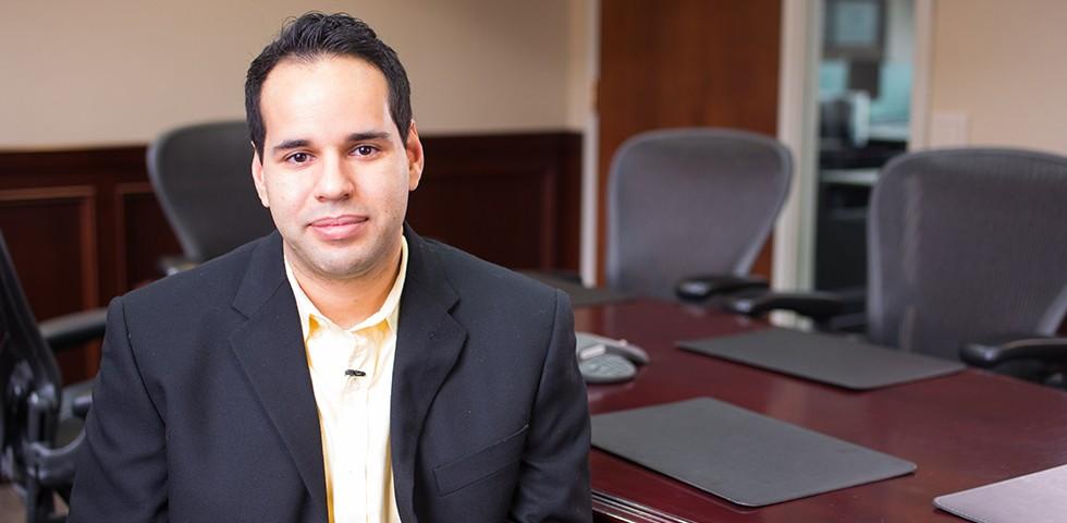 Jose Coronado, Programmer Analyst - Broadridge Careers
