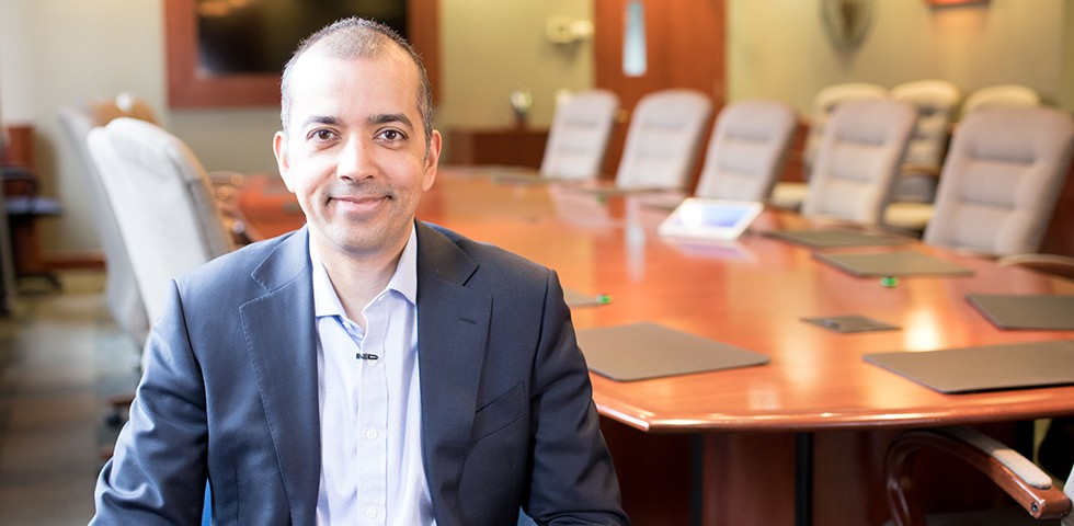 Vijay Mayadas, SVP, Corporate Strategy & Head of U.S. Fixed Income - Broadridge Careers