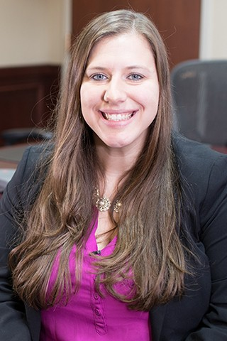 Holly Eringis, Senior Business Analyst - Broadridge Careers