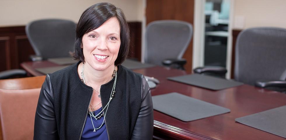 Michelle Jackson, VP Of Business Strategy & Development - Broadridge Careers