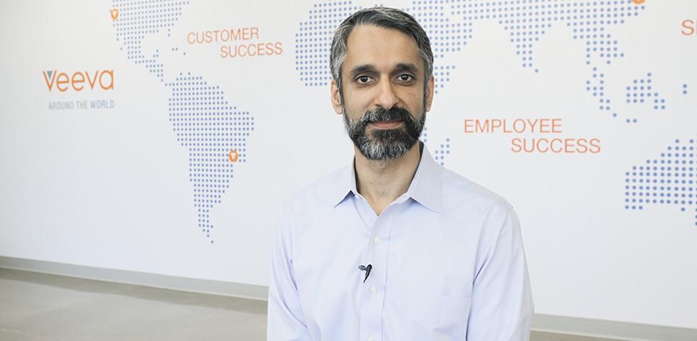 Usman Muzaffar, VP of Engineering - Veeva Careers