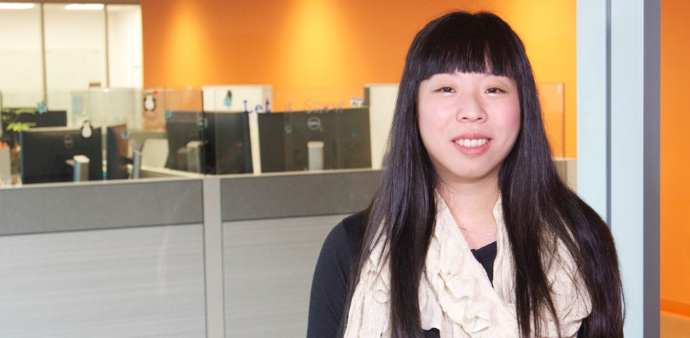 Henrietta Wong, Front-end Engineer - Veeva Careers