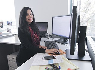 Careers - Samhita's Story