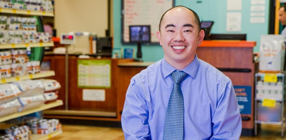 Eric Ta, Chief Of Staff, North Dallas Hospital - Banfield Pet Hospital Careers