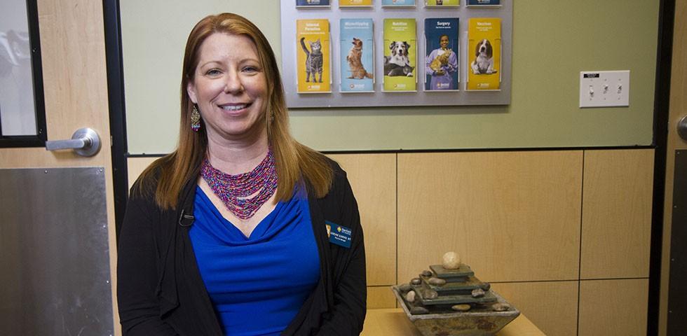 Adrienne Quinones, Veterinary Technician & Practice Manager - Banfield Pet Hospital Careers