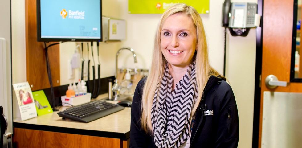 Kristen Swindle, Practice Manager - Banfield Pet Hospital Careers